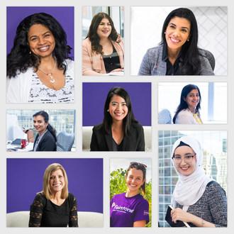 Fairstone Monancial Inc.庆祝国际妇女节2021年,支持Covid-19大流行和性别平等承诺的妇女和女孩(CNW Group / Fairstone Conform Inc.)