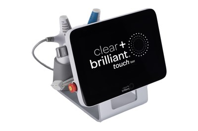 The Clear + Brilliant® Touch laser