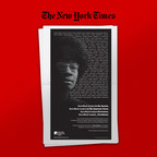 Higher Heights Spotlights Black Women Leaders in Politics in Full Page NYT Ad on International Women's Day