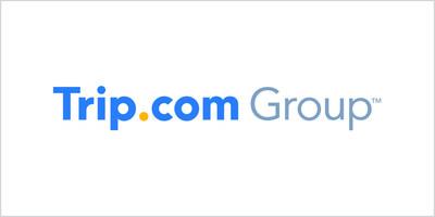 Trip.com Group Logo (PRNewsfoto/Trip.com Group Limited)