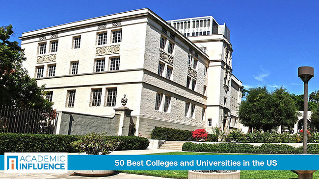 Students, do you want to attend one of the top colleges or universities in the United States? AcademicInfluence.com ranks the 50 best for you.