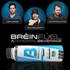 New Cerebral Beverage BRÈINFÚEL Partners with Elite Pro Poker Players Phil Hellmuth, Jonathan Little and Jeff Gross