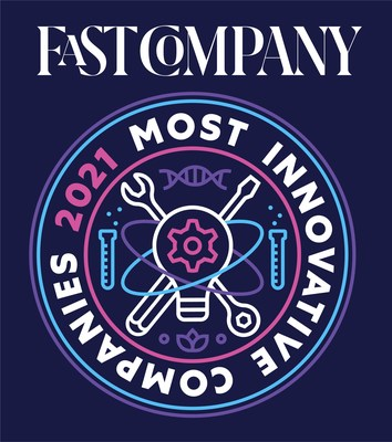 Ansys named to Fast Company's annual list of the world's Most Innovative Companies for 2021
