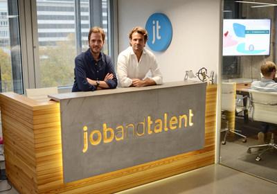 Founders Felipe (left) and Juan (right)