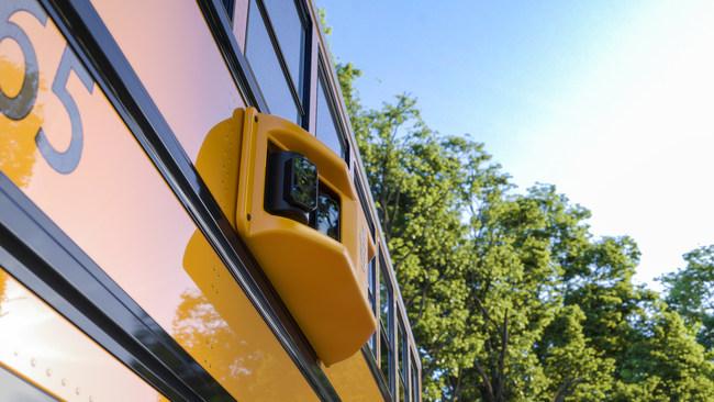 BusPatrol stop-arm camera / safety technology