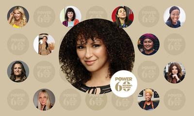 View the VIBE Names Toronto's Most Inspiring Women in Inaugural Annual POWER 60 List (CNW Group/Stamina Group Inc.)