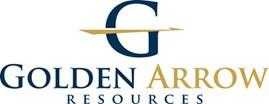 Golden Arrow Resources Logo (CNW Group/Golden Arrow Resources Corporation)