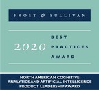 SparkCognition Receives 2020 Frost & Sullivan North America Product Leadership Award