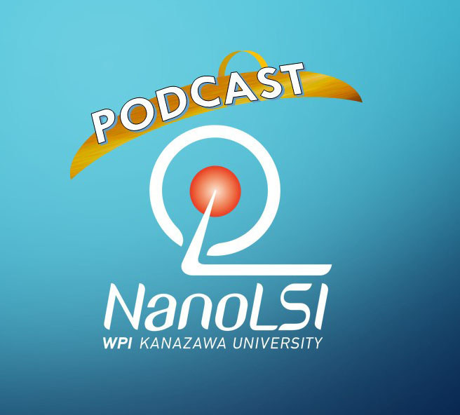 Kanazawa University NanoLSI Podcast Logo