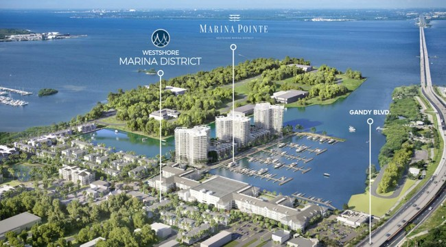 Marina Pointe on Tampa Bay