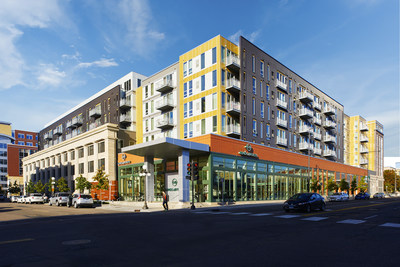 JLL Income Property Trust's The Penfield in St. Paul, Minnesota.