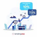 Earn Money Just Like Banks Do: LendingUSA, LLC Offers an...