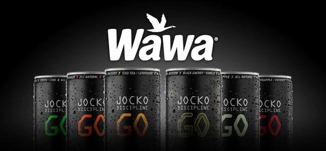 Keto-friendly Real Energy from JOCKO Fuel at Wawa Nationwide