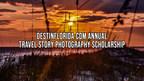 Destinflorida.com Announces Annual Travel Story Scholarship