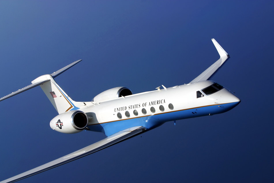 Gulfstream Aerospace Corp. announced that it has been awarded $696 million in contracts from the U.S. Air Force Life Cycle Management Center for engineering services support and contractor logistics for C-20 and C-37 aircraft.