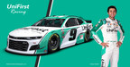 UniFirst No. 9 Chevrolet Driven by Chase Elliott to Make 2021 NASCAR Debut on Sunday, March 14