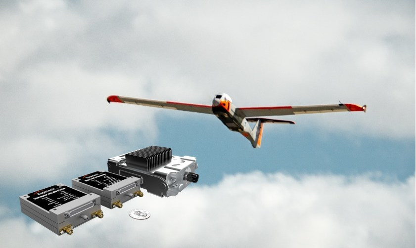Sagetech Avionics and American Aerospace have signed a memorandum of understanding to integrate a detect and avoid system on the AiRanger unmanned aircraft.