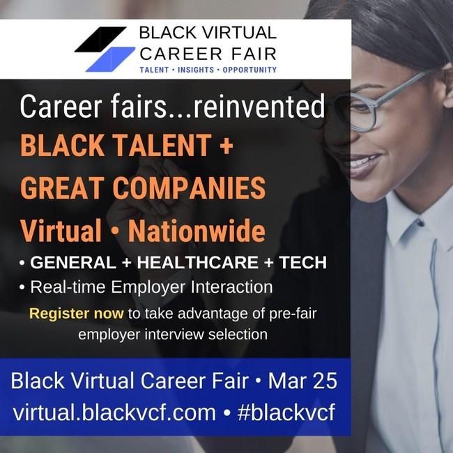 Black Virtual Career Fair