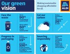 ALDI Bolsters Commitment to Affordable Sustainability with New...