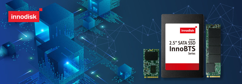 """How does blockchain accelerate Internet of Things (IoT) adoption? Innodisk's new patent solution integrates blockchain technology into a single storage device. The combination of blockchain and IoT has broad potential for the creation of a marketplace of services between devices, and The """"InnoBTSTM SSD"""" can help address scalability challenges of IoT devices in conjunction with a blockchain ledger."""