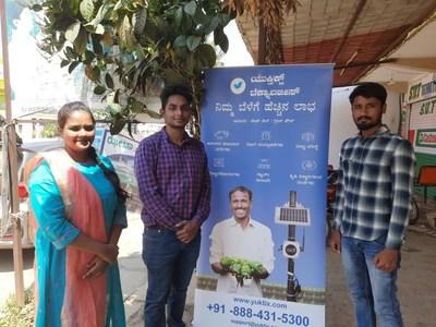 Yuktix Gidabits Released in Karnataka