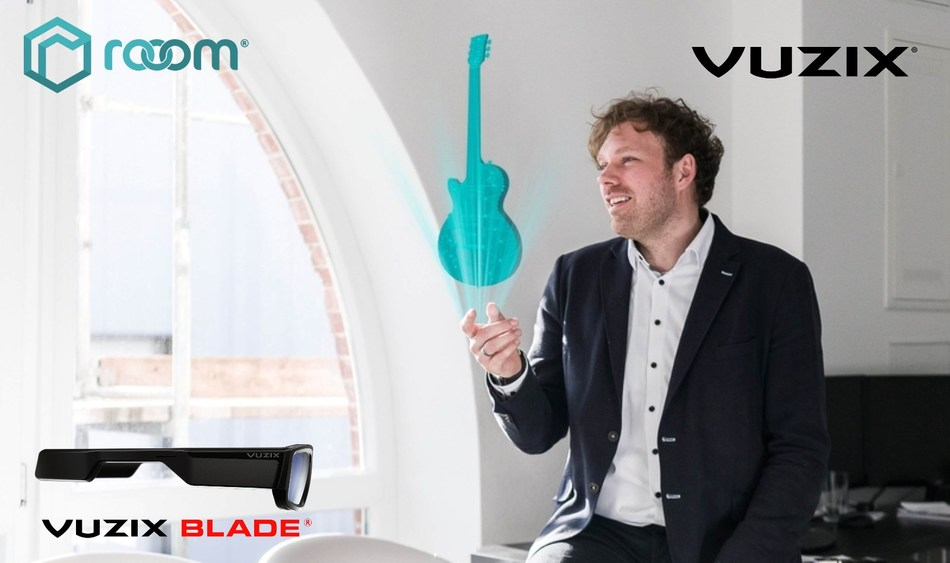 Vuzix and rooom combined solution addresses growth needs as businesses position for expansion in the wake of reopenings.