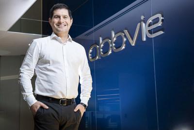 Flavio Devoto, Ceo da Abbvie e escritório na sede em São Paulo - Foto: Germano Lüders - 02/03/2021
