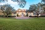 Late Legendary Houstonian's Custom Estate Hits Housing Market...