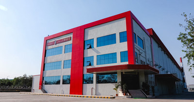 Barry Callebaut opens its third factory in India, its largest investment in the country to date.