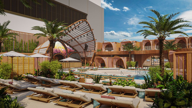 UrVenue technology to power contactless, self-service bookings and operations safely at multiple Resort World Las Vegas venues including AYU Dayclub.