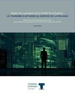 Mémoire - Consultations prébudgétaires (Groupe CNW/Tourisme d'Affaires Québec)