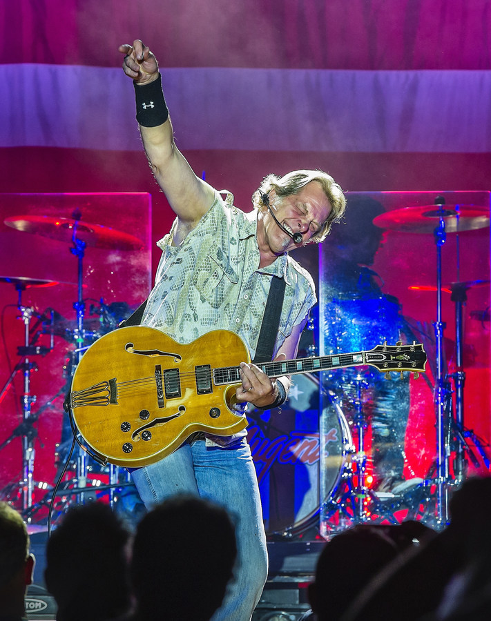 To millions of music lovers, Ted Nugent has carved a permanent place in rock & roll history, selling more than 40 million albums, performing more than 6,750 high-octane concerts and continuing to set attendance records at venues around the globe.