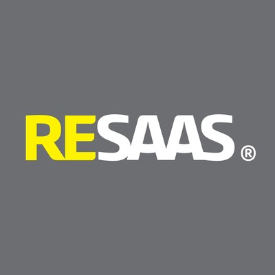 RESAAS - The World's Largest Real Estate Technology Platform Logo (CNW Group/RESAAS SERVICES INC.)