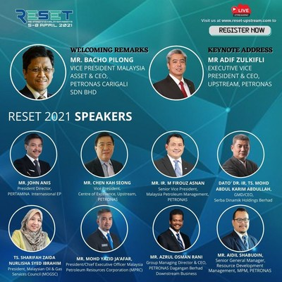 IMG: Announcing the Speaker Line-up for RESET 2021