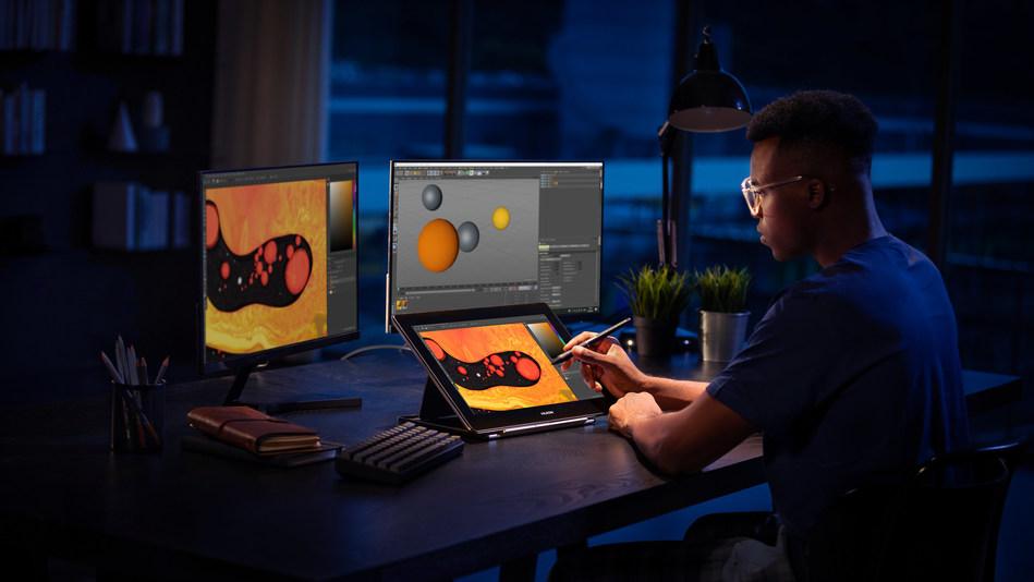 Kamvas Pro 16(4K) & Kamvas Pro 16 Plus(4K)