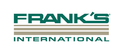 (PRNewsfoto/Frank's International N.V.)