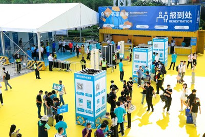 Held annually, the 43rd/44th Dongguan 3F in August 2020 attracted 152,811 visitors over five days.