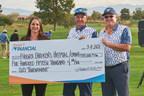Desert Financial Foundation Charity Golf Tournament Scores for Sick Kids at 1 Darn Cool School