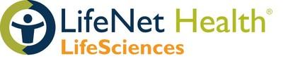 LifeNet Health LifeSciences Logo