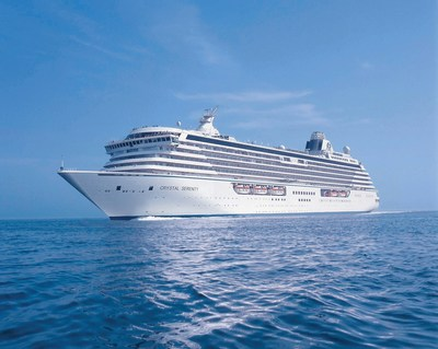 With her new Bahamas Escapes cruises, Crystal Serenity becomes the first ship to homeport in The Bahamas.