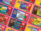 M&M'S® Celebrates Messages Packs With Social Promotion...