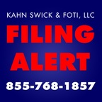 INOVIO INVESTIGATION CONTINUED BY FORMER LOUISIANA ATTORNEY GENERAL:  Kahn Swick & Foti, LLC Continues to Investigate the Officers and Directors of Inovio Pharmaceuticals Inc. - INO