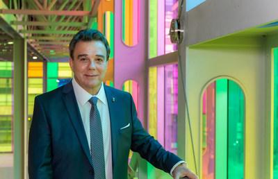 Robert Mercure (CNW Group/Palais des congrès de Montréal)