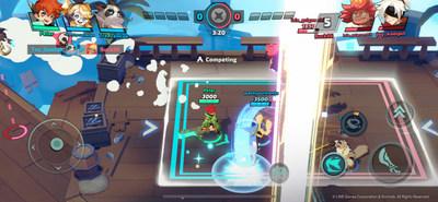 LINE Games abre pré-registro global para seu novo jogo de ação PvP multijogadores SMASH LEGENDS