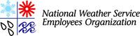 National Weather Service Employees Organization Logo. (PRNewsFoto/National Weather Service Employees Organization)