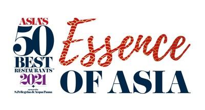 Essence of Asia Logo (PRNewsfoto/Asia's 50 Best Restaurants)