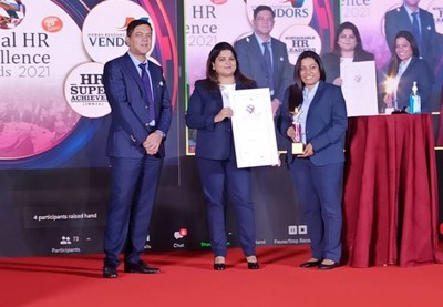 QAD India Wins Global HR Excellence Award for Organizations with Best Employee Relations Practices QAD Rupali Mahadik Also Honored as an HR Super Achiever (India)