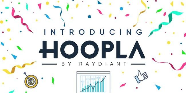 Raydiant Acquires Market Leader Performance Management and Motivation Platform, Hoopla