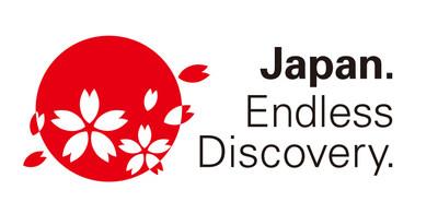 Japan. Endless Discovery. Logo