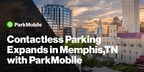 ParkMobile Expands Presence in Memphis, Tennessee, Offering More...